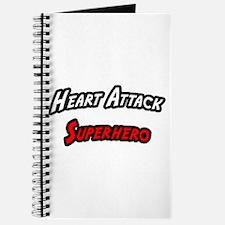 """Heart Attack Superhero"" Journal"
