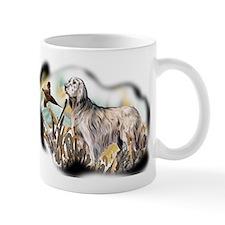 setter and pheasant Mug