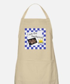 BBQ Apron - Barbecue King
