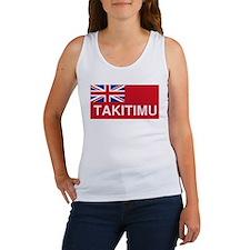 Takitimu Flag Women's Tank Top