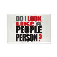 People Person Rectangle Magnet (100 pack)