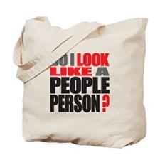 People Person Tote Bag