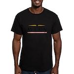 John McCain 08 Men's Fitted T-Shirt (dark)