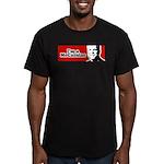 I'm a McCainiac Men's Fitted T-Shirt (dark)