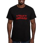 Team McCain Men's Fitted T-Shirt (dark)