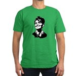 Sarah Palin Men's Fitted T-Shirt (dark)
