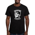 SARAH PALIN: Hockey Mom Men's Fitted T-Shirt (dark