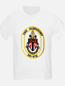 USS OLDENDORF T-Shirt