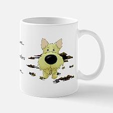Cairn Terrier - I Hunt... Mug