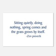 Zen Proverb Postcards (Package of 8)