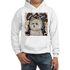 Cairn Terrier - Dog Portrait Hoodie