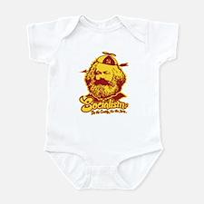 Socialism Infant Bodysuit