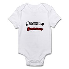 """Parkinson's Superhero"" Infant Bodysuit"