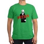 Detain McCain Men's Fitted T-Shirt (dark)