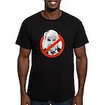 ANTI-MCCAIN Men's Fitted T-Shirt (dark)