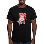 She Devil Men's Fitted T-Shirt (dark)