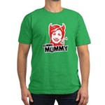 Anti-Hillary: Commie Mommy Men's Fitted T-Shirt (d