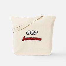 """""""OCD Superhero"""" Tote Bag"""