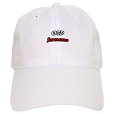 """OCD Superhero"" Baseball Cap"