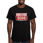 Romney 2008 Men's Fitted T-Shirt (dark)