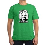Rudy Giuliani is my homeboy Men's Fitted T-Shirt (
