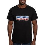 Kucinich 2008 Men's Fitted T-Shirt (dark)