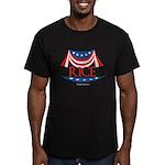 Rice Men's Fitted T-Shirt (dark)