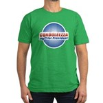 Condoleezza for President Men's Fitted T-Shirt (da