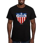 Nancy Pelosi Men's Fitted T-Shirt (dark)