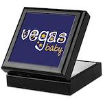 Vegas Baby Keepsake Box