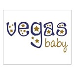 Vegas Baby Small Poster