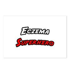 """Eczema Superhero"" Postcards (Package of 8)"