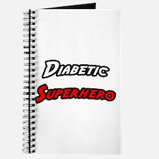 """Diabetic Superhero"" Journal"