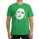 Obama 2008 Men's Fitted T-Shirt (dark)