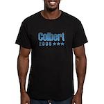 Colbert 2008 Men's Fitted T-Shirt (dark)