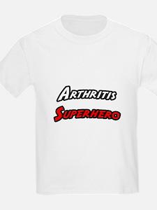 """Arthritis Superhero"" T-Shirt"