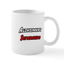 """Alzheimer's Superhero"" Mug"