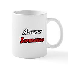 """Allergy Superhero"" Mug"