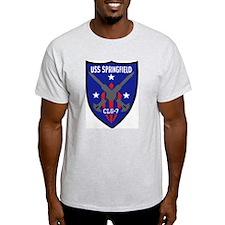 USS Springfield (CLG 7) T-Shirt