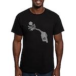 Biodiesel Bouquet Men's Fitted T-Shirt (dark)