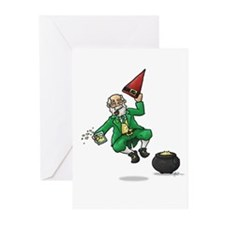 St. Patty's Gnome Greeting Cards (Pk of 10)