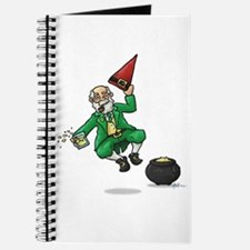 St. Patty's Gnome Journal