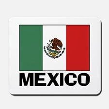 Mexican Flag Mousepad