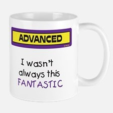 Fantastic Mug (Yellow and Purple)