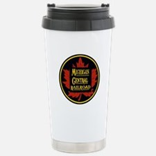 Michigan Central Stainless Steel Travel Mug