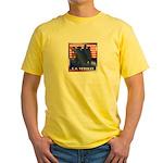 US Veteran Yellow T-Shirt