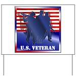 US Veteran Yard Sign