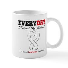 LungCancer MissMyHusband Mug