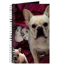 French Bulldog Mother & Puppi Journal