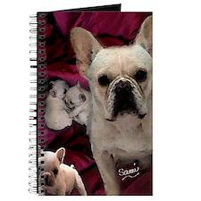 French Bulldog Mother & Puppi Journal
